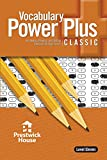 img - for Vocabulary Power Plus Classic Level Eleven book / textbook / text book