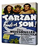Poster - Tarzan Finds a Son_01 - Canvas Art Print