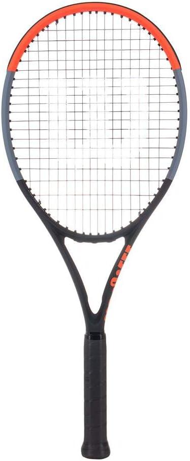 4 1//2 16X19 Raquette de Tennis ** NOUVEAU ** 2019 Wilson Clash 100 Tour