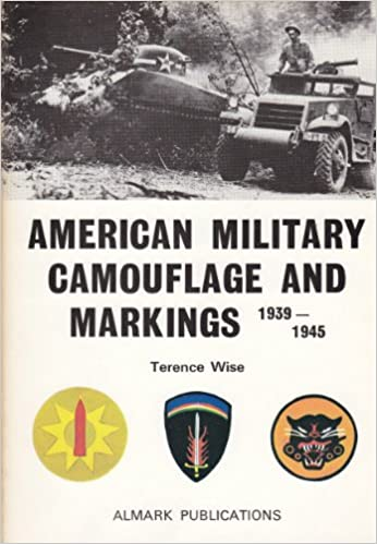 American Military Camouflage and Markings, 1939-1945