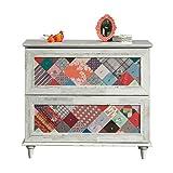 Cheap Sauder 419776 Eden Rue Storage Chest, 35.28″ L x 16.06″ W x 31.22″ H, White Plank