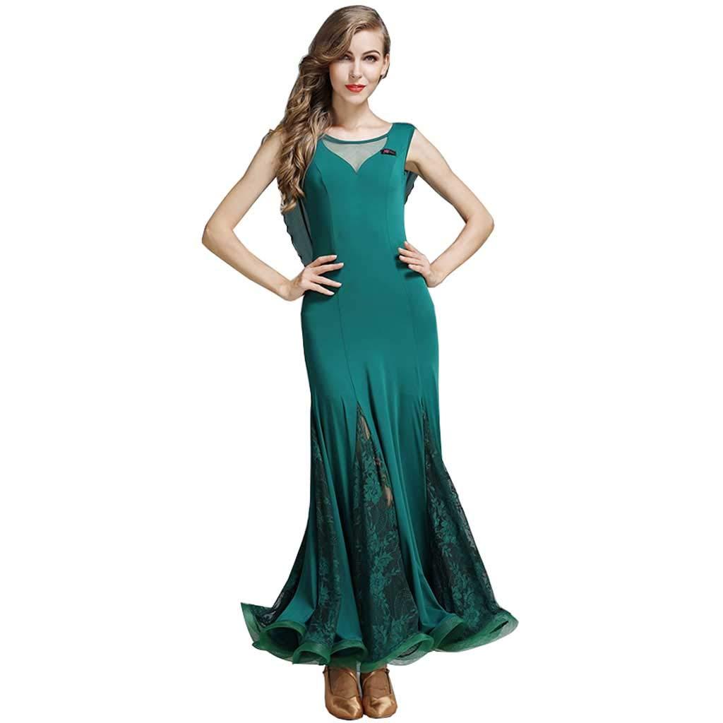 春先取りの ダンススカートドレス L Molv、ダークグリーンナイロンフォーシーズンズダンスドレス B07H2BPWLN Molv B07H2BPWLN L l, ビビット通販2号店:89842d85 --- nobumedia.com