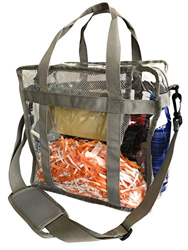Sturdy Premium Clear Tote Bag Approved Stadium Bag