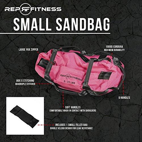 a52f0896e0 Rep Fitness Sandbag - Small