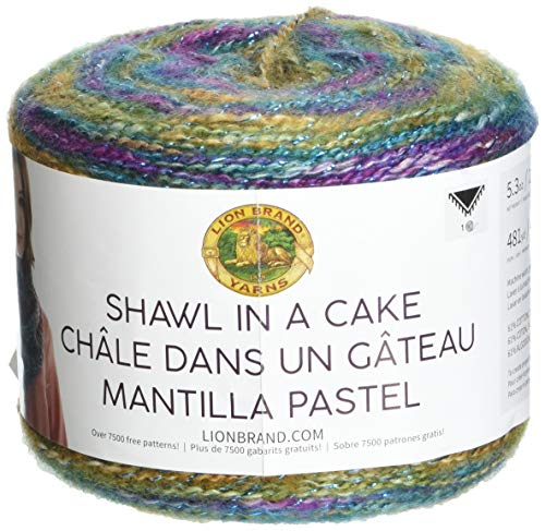 Best shawl in a cake
