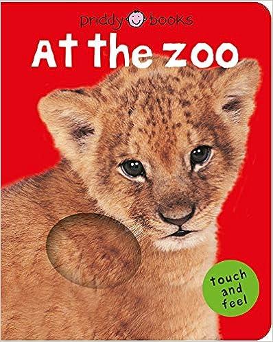 Descargar Libros Para Ebook Gratis Bright Baby Touch & Feel At The Zoo PDF Web