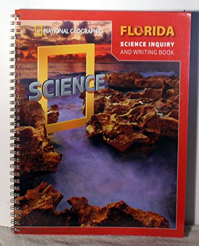 National Geographic Science Grade 4 Science Inquiry & Writing Book - Florida