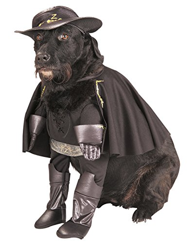 Rubies Costume Company Zorro Pet Costume, Large