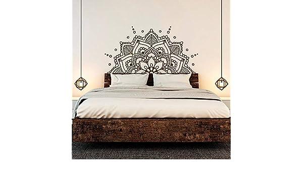 BFMBCH Mandala Art Vinilo Etiqueta de la pared Estilo bohemio ...