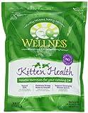 Wellness Dry Cat Food for Kittens, Kitten Health Recipe, 47 oz. Bag