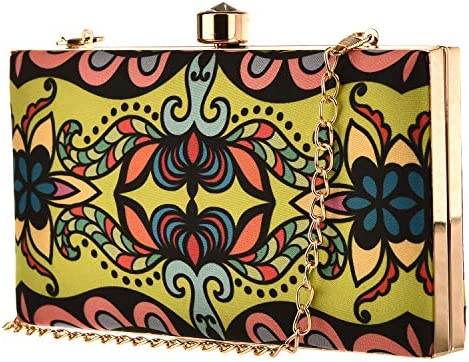 Neon Green Designer Bag