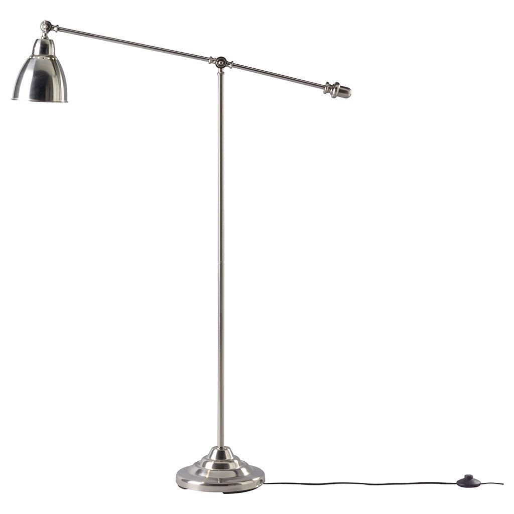 Lámpara de pie curvada moderna / lámpara de lectura ...