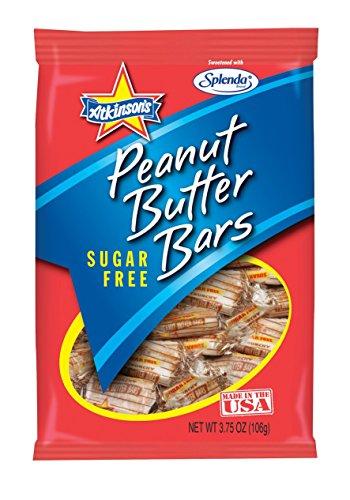 - Sugar Free Peanut Butter Bar Peg Bag