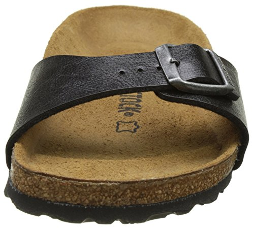 Birkenstock Kids MADRID  BF GRACEFUL - Zuecos de material sintético niña Negro (Graceful Licorice)
