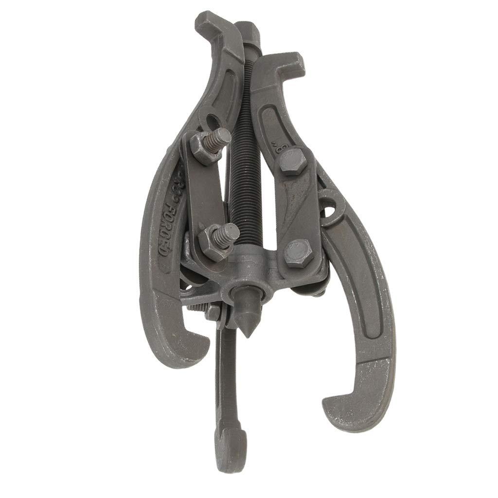Homyl 8'' Car Wheel 3-Paw Car Bearing Puller Bushing Gear Extractor Tool Kit