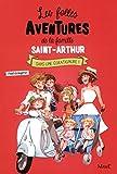 """Afficher """"Les folles aventures de la famille Saint-Arthur Sans une égratignure !"""""""