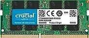 Crucial  CT8G4SFS8266  - Memoria, 8GB Single DDR4 2666 MT/s (PC4-21300) SR x8 SODIMM