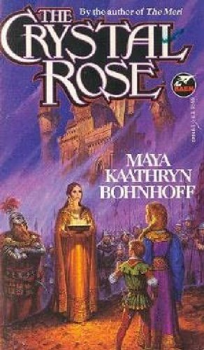 book cover of The Crystal Rose