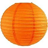 Just Artifacts 12-Inch Orange Chinese Japanese