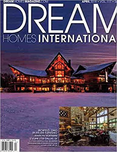 Dream Homes International Magazine April 2018: Michael Blassis ...