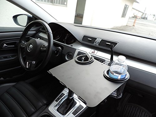 AA-Products K005-B1 Car Laptop Mount Truck Vehicle Notebook Stand Holder With Non-Drilling Bracket by AA Products Inc. (Image #3)