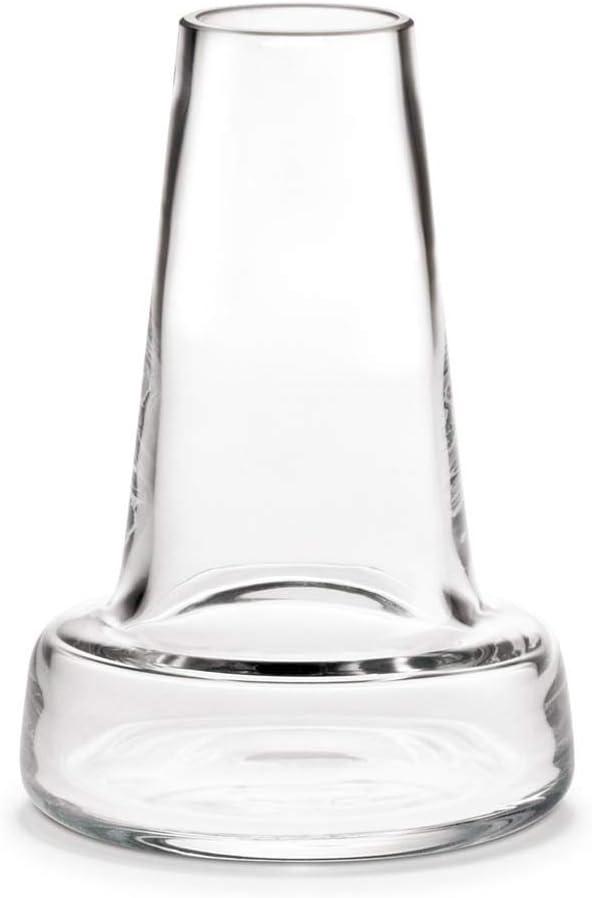 Holmegaard 4343807 Vase Solitaire 9x9x13.2 Fumo