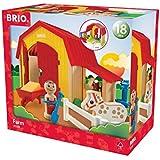 BRIO My Home Town - Farm Set