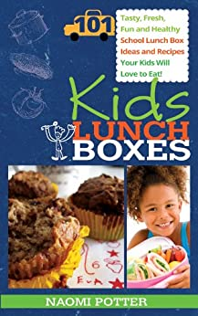 Kids Lunch Boxes Healthy Recipes ebook product image