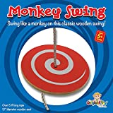 Original Wooden Monkey Swing Review