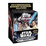 Topps 2019 Star Wars Chrome Legacy Hobby Box