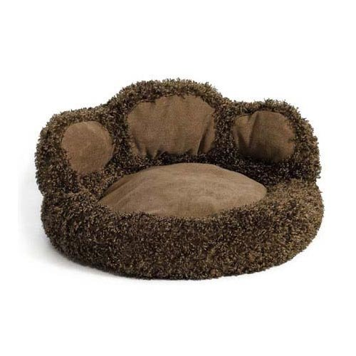 MIDWEST HOMES for PETS 277151 Quiet Boutique Paw Bed, 21 by