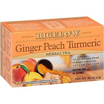 Bigelow Tea Herbal Turmeric Tea