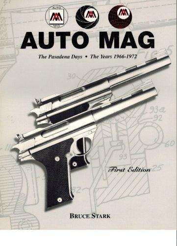 Auto Mag The Pasadena Days The Years 1966 - - Store Pasadena