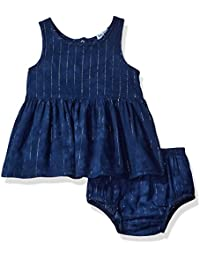 Splendid Baby Girls' Tie Dye Lurex Dress