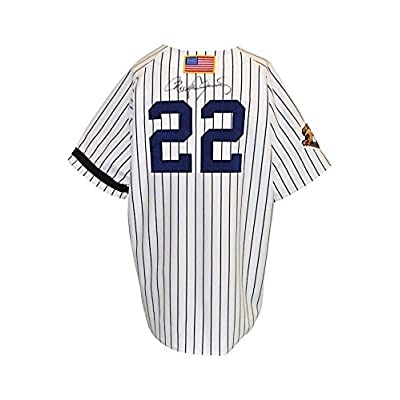 12e32656e 2001 Roger Clemens Signed Game Used New York Yankees Jersey With COA - JSA  Certified -