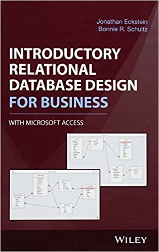 Introductory Relational Database Design for Business, with