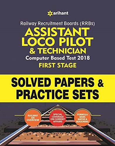 Railway Assistant Loco Pilot and Technician Solved Papers an
