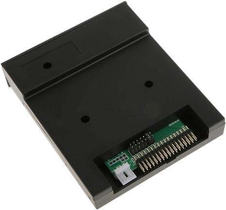 F Fityle Emulador de Unidad de Disquete USB SFR1M44-U100K para Equipos de Control Industrial