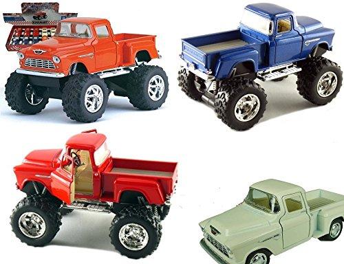 Chevy 4 X 4 Trucks - 3