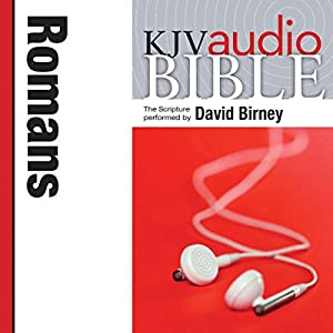 King James Version Audio Bible: The Book of Romans Audiobook