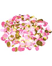 5000 Pieces Paper Table Confetti Circles,Party Confetti Dots for Wedding,Holiday,Anniversary,Birthday-Great Gift for Christmas