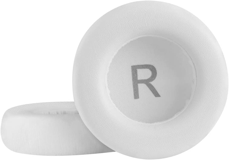 Headphone Ear Pad and Headband Pad//Ear Cushion K845 Headband Cushion//Repair Parts Suit White K545 Geekria Earpad Replacement for AKG K845BT