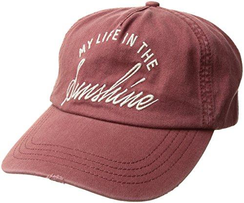 Billabong Women's Surf Club Hat Vintage Plum One Size