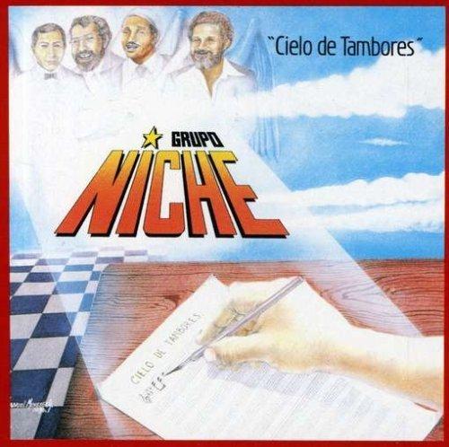 Niche Audio - Cielo De Tambores by Grupo Niche (1990) Audio CD