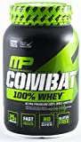 MusclePharm Combat 100% Whey Protein Powder, Strawberry, 2 Pound Review