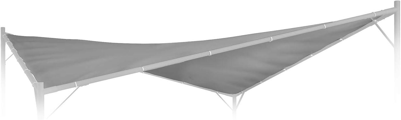 blumfeldt Sombra Pergola Techo de Recambio – Superficie de 4 x 4 m ...