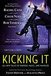 Kicking It (Chicagoland Vampires Series)