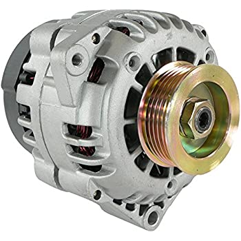 DB Electrical ADR0132 Alternator (For Chevy S10 Pickup Truck 2 2L 94 95 96  97, Gmc Sonoma, Isuzu Hombre)