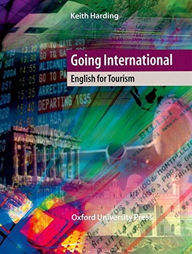 Going International: English for Tourism (SB+WB+Audio)