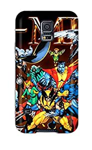 Dustin Mammenga's Shop 7TCQ9DB51QLLBAMX High Grade Flexible Tpu Case For Galaxy S5 - X-men